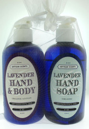 Luxury Lavender Lotion & Soap Gift Set