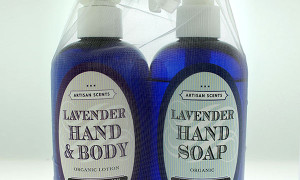 Luxury-Lavender-Lotion-&-Soap-Gift-Set